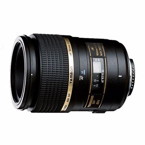 Tamron objectief 90mm F/2.8 SP Di Macro (Nikon)