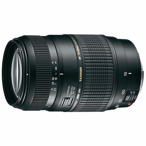 Tamron objectief 70-300mm F/4-5.6 DiLDMacro(Nikon)