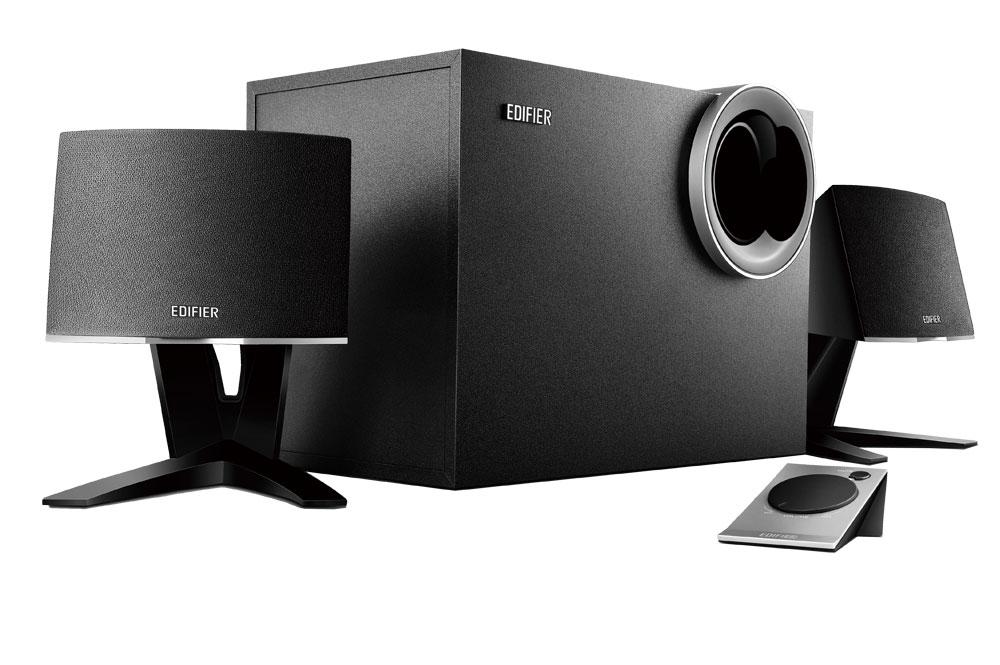Edifier 2.1 multimediaspeakers M1380