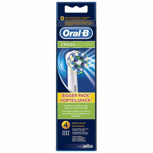 Oral B opzetborstels EB50 4+1 5 stuks
