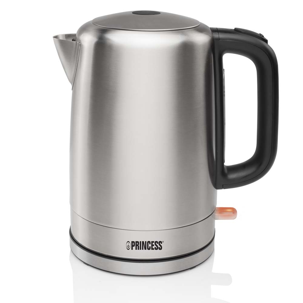 Princess waterkoker RVS Steel Deluxe 236001