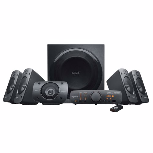 Logitech 5.1 PC speakersysteem Z906