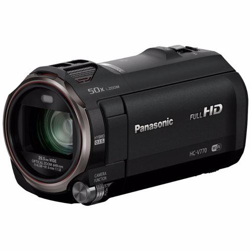 Panasonic camcorder HCV770EGK