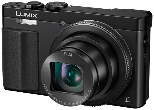 Panasonic compact camera Lumix DMC TZ70 Zwart