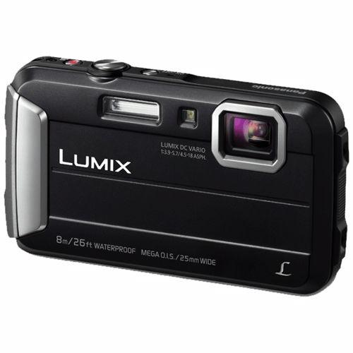 Panasonic compact camera Lumix DMC FT30 Zwart