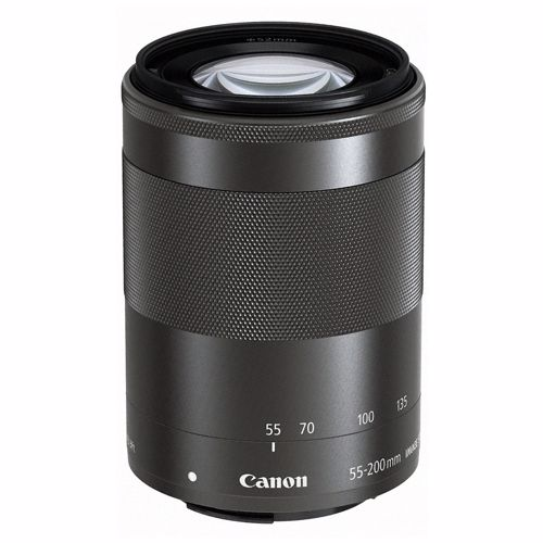 Canon objectief EF-M 55-200mm IS STM