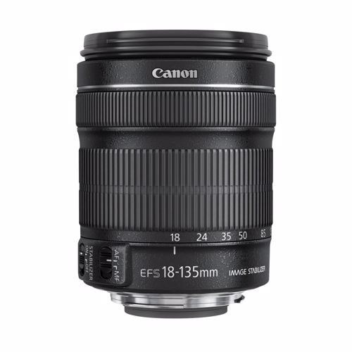 Canon objectief EFS18135MM