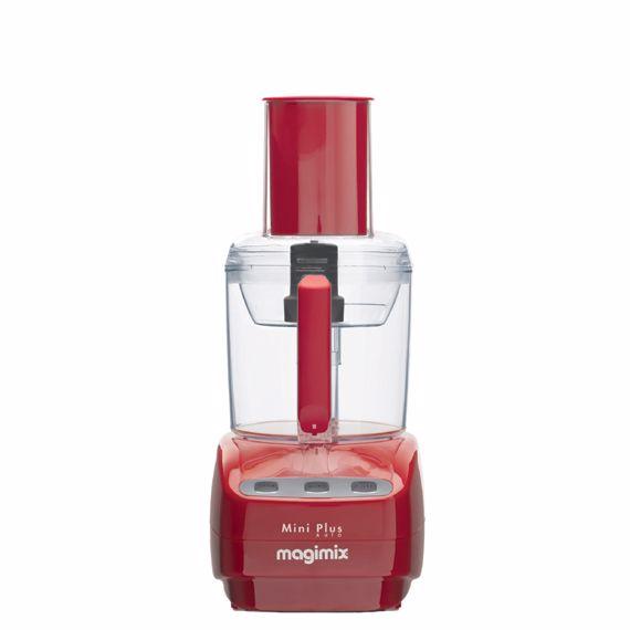 Magimix foodprocessor Mini Plus 18253EB (rood)