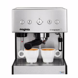 Magimix L'Espresso Automatic 11414 (mat chroom)